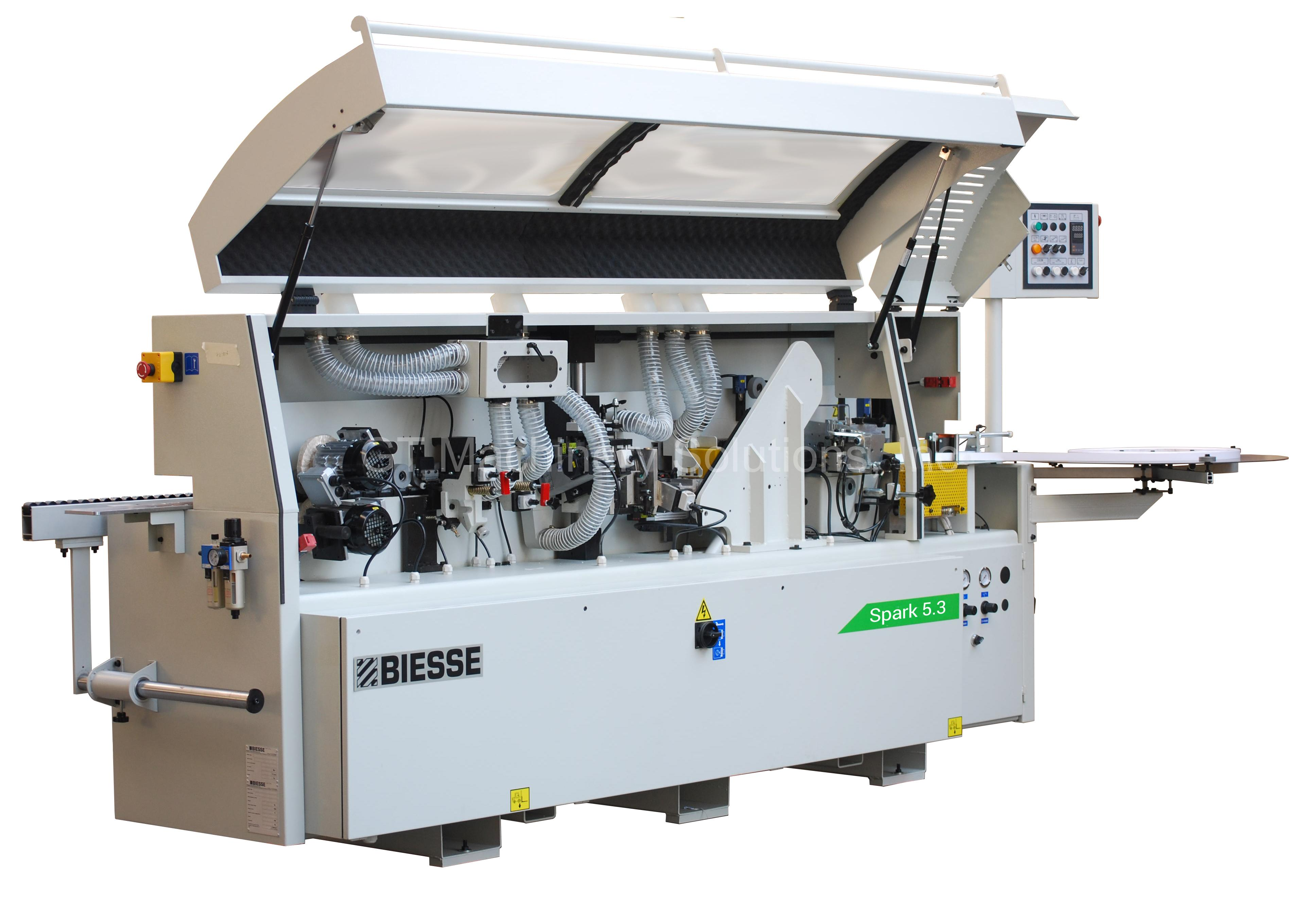 New Spark 5 3 Edgebander – GT Machinery Solutions, Inc
